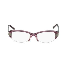 Óculos Grau Feminino Victor Hugo Casual Roxo