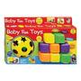 Brinquedo Encaixa Peças Alfabeto Na Bola - Pica-pau - 41619
