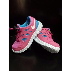 Gomas Nike Air Max Color Primario Fucsia Oscuro Zapatos Nike en