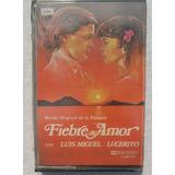Luis Miguel, Lucerito. Fiebre De Amor. Kct Sellado Emi 1985