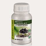 Acai Berry + Coenzima Q 10 Adelgazante Natural 60 Caps.