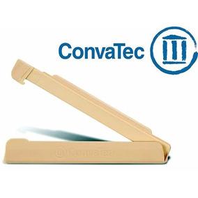 Clipe Convatec Reto Para Bolsa De Colostomia Cx Com 10 Und