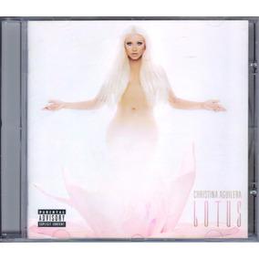 Christina Aguilera Cd Lotus Importado Original Novo Lacrado