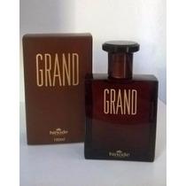 Perfume Amadeirado Original Grand Masculino 100ml
