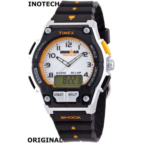Reloj Timex Iron Man Triathlon T5k Original Inotech
