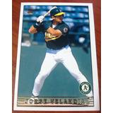 Barajita Beisbol Jorge Velandia - Atleticos Oakland - Mlb