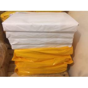 Papel Barreira Anti Gordura Lanches Branco, 1.000 Folhas
