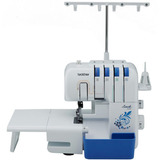 Máquina Overlock Brother Mod. 3534d Geant