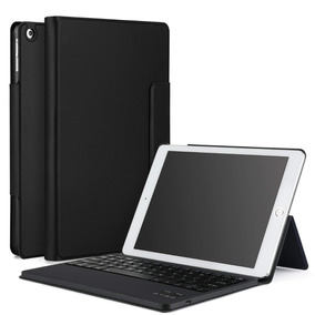 Case New Ipad 9.7 Apple Com Teclado Capa Ultra Fino Ivso Eua