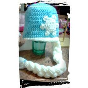 Gorros Al Crochet Pesonalizados