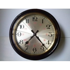 Reloj Antiguo Alemán Kienzle, Ferrocarril, Impecable Joya