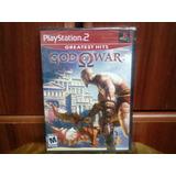 God Of War Ps2 Original Nuevo Sellado
