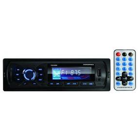Toca Radio Powerpack Tcsd-b294 Mp4/ Bt/ Sd/ Usb/ Azul