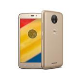 Motorola Moto C Plus 16 Gb Flash Frontal Dorado Y Negro