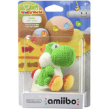 Green Yarn Yoshi Amiibo World Series Wii U/new 3ds
