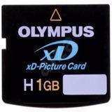 Cartão De Memoria Xd 01gb - Olympus M-xd1gh