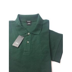 ba57bc4c55886 Buso Para Hombre Hugo Boss Masculina Camisetas Tipo Polo - Ropa y ...