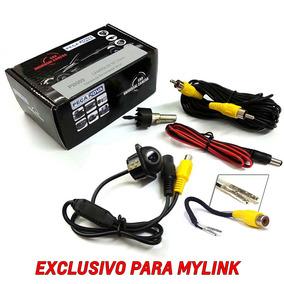 Camera Re Tartaruga Com Adaptador Mylink Prisma 2013 A 2016