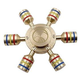 Fidget Spinner 4 En 1 Indestructible Único En Argentina