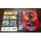 Encarte Ninja Masters Neo Geo Aes - Repro