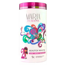 Botox White Capilar Maria Escandalosa 1kg + 1 Brinde Gratis