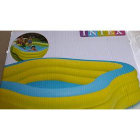 Albercas inflables intex cuadrada en mercado libre m xico for Piscina cuadrada 2x2