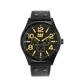 Reloj Cat Hombre Camden Multifunction 48mm Ni 169 34 137