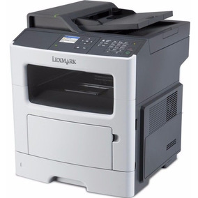 Lexmark Mx310dn Multifuncional Laser Mono Duplex Brother Hp