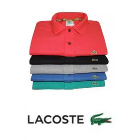 fbf7f35520de8 Kit Com 5 Camisas Polo - Promoção Imperdivel - Frete Grátis