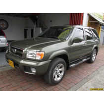 Nissan Pathfinder 3 Serie Superlux At 3500cc Fe