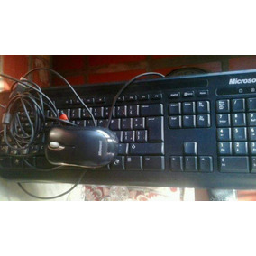 Teclado Y Mouse Microsoft 400 Alambrico Usb