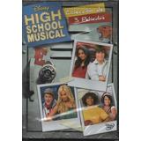 High School Musical Colección De 3 Películas - Dvd Triple