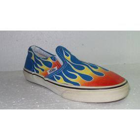 875d3eef93bcf Zapatillas Vans Kids - Zapatillas Vans Celeste en Mercado Libre ...