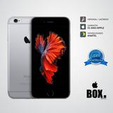 Iphone 6s 16gb Cinza Espacial 12x S/juros Anatel + 2 Brinde