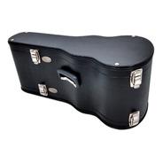 Estojo Case Delux Duplo Para Cavaco - Ams Custom Cases