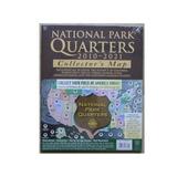 Album Mapa Coleccionador Harris Cuartos Parques Nacionales