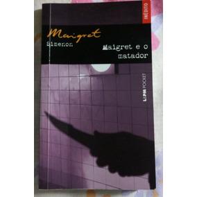 Livro Maigret E O Matador
