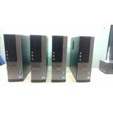 Dell Optiplex 3010 O 390 Sff Core I3 2120 3.30 Ghz 4 Gb 250
