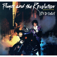 Prince And The Revolution - Let's Go Crazy (12  Nuevo)