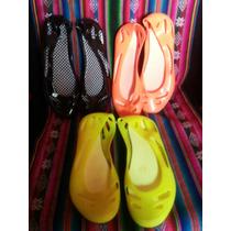 Sandalias Plasticas