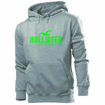 Blusa Moleton Hollister Super Mega Promoção.