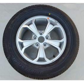 Roda Tucson + Pneu Novo Bridgestone Turanza 235 60r16