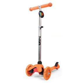 Scooter Monopatin 720 Plegable Gm Luz Led 3 Ruedas
