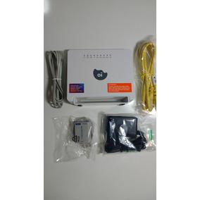 Modem Roteador 300 Mbps Wifi Sagemcom Oi Velox (promoção)