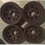 Rines 15x8 Ford Bronco,dodge Ram Charger,tracker,jeep Cj5
