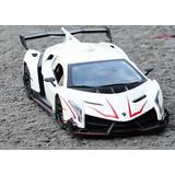 Lamborghini Veneno Escala 1:24 A Pedido 20 Dias