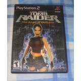 Tomb Raider The Angel Of Darkness Para Ps2