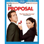 Blu-ray The Proposal / La Propuesta
