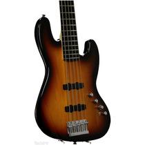 Squier Deluxe Jazz Bass V Active . Baixo 5 Cordas . Loja