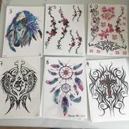 Tatuajes Temporales desde